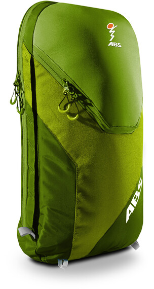 ABS Powder Zip-On 15 Lime Green